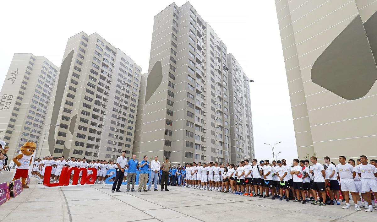 Ejecutivo mejorará las vías para los Panamericanos Lima 2019