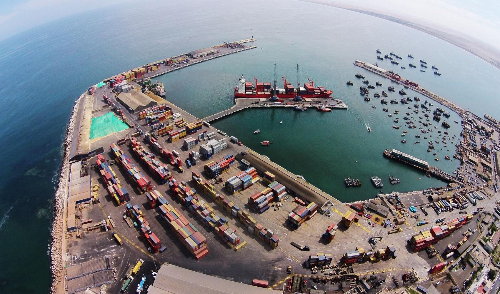 Terminal Puerto Arica moviliza más de 110,000 toneladas de carga peruana al año