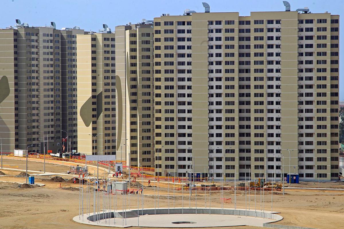 Venta de departamentos de Villa de Atletas se concretaría rápido tras Panamericanos