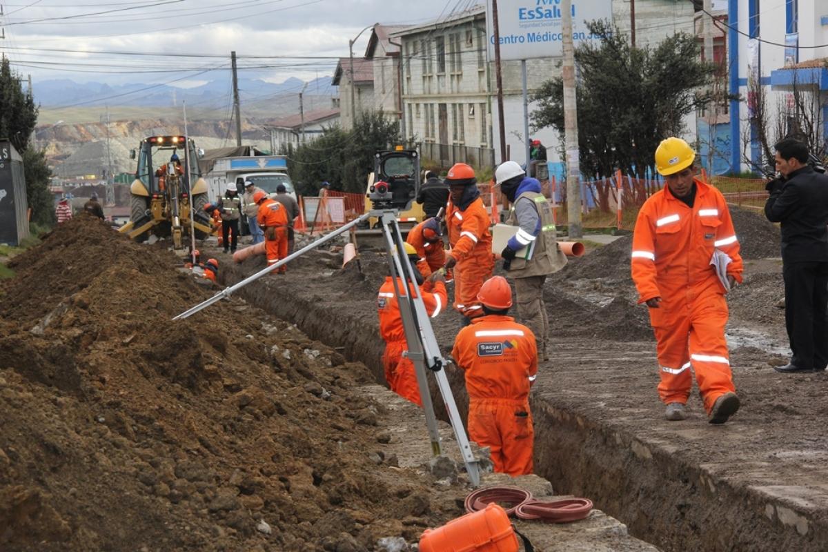 Modelo Panamericanos servirá para cerrar brecha en agua y saneamiento