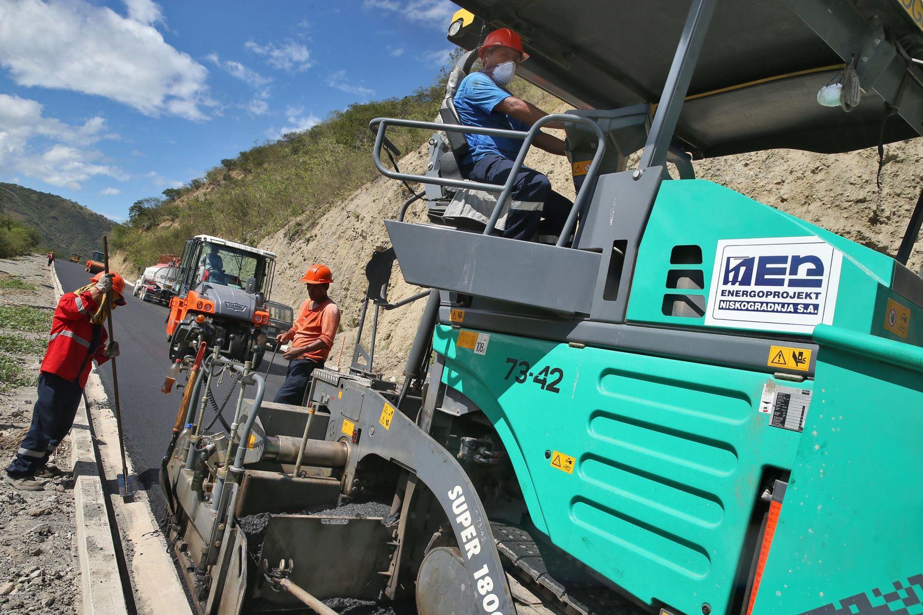 MEF tiene primera versión de norma que acelerará Plan de Infraestructura en el Perú