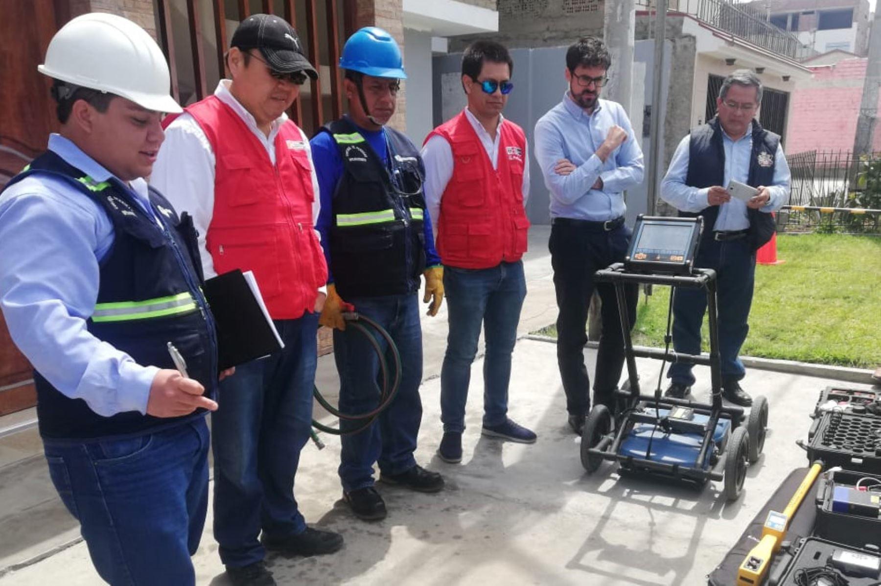 Sector Vivienda impulsa Programa de Reducción de Pérdidas para saneamiento en provincias