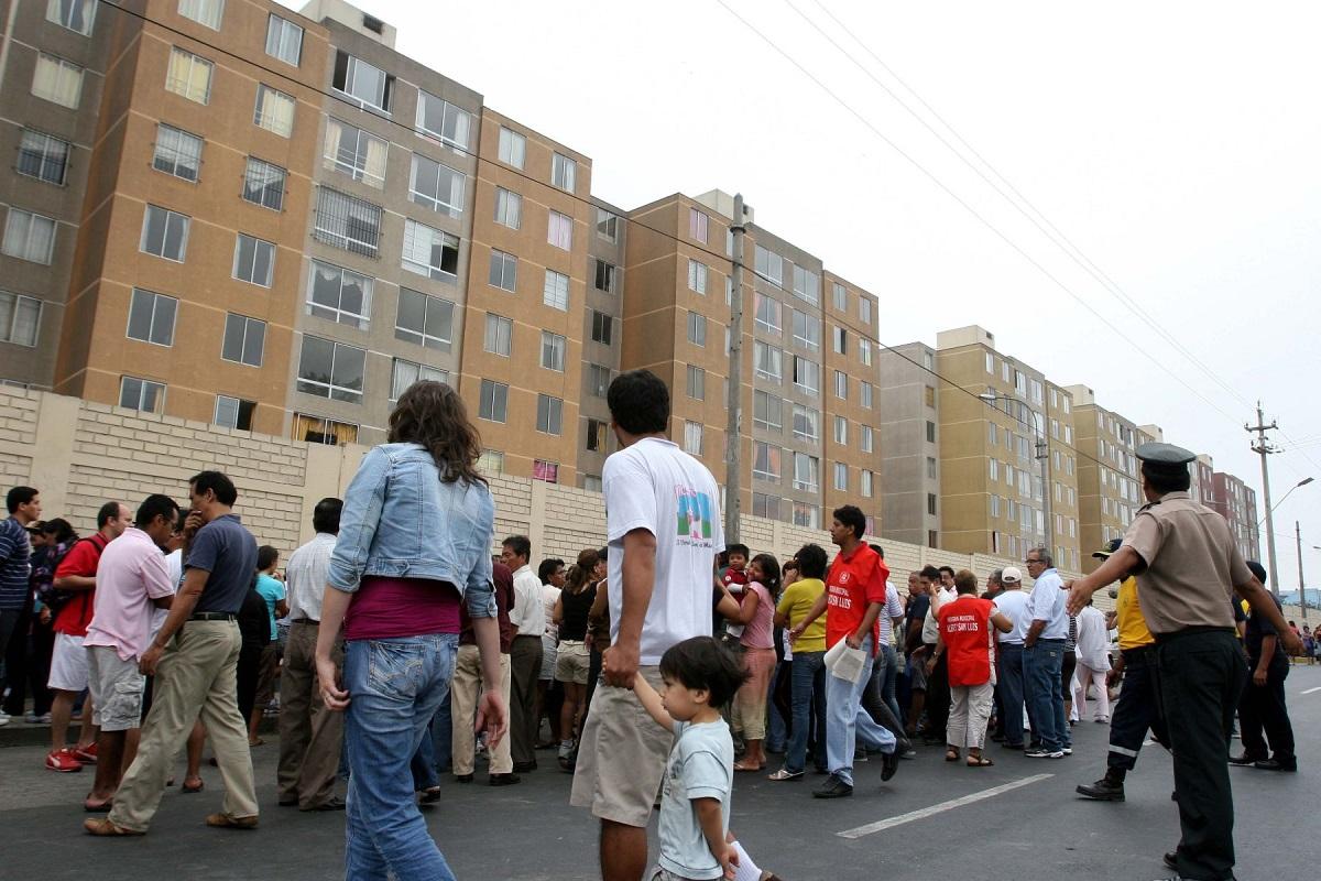 Techo Propio: transfieren S/ 200 millones para bonos familiares habitacionales