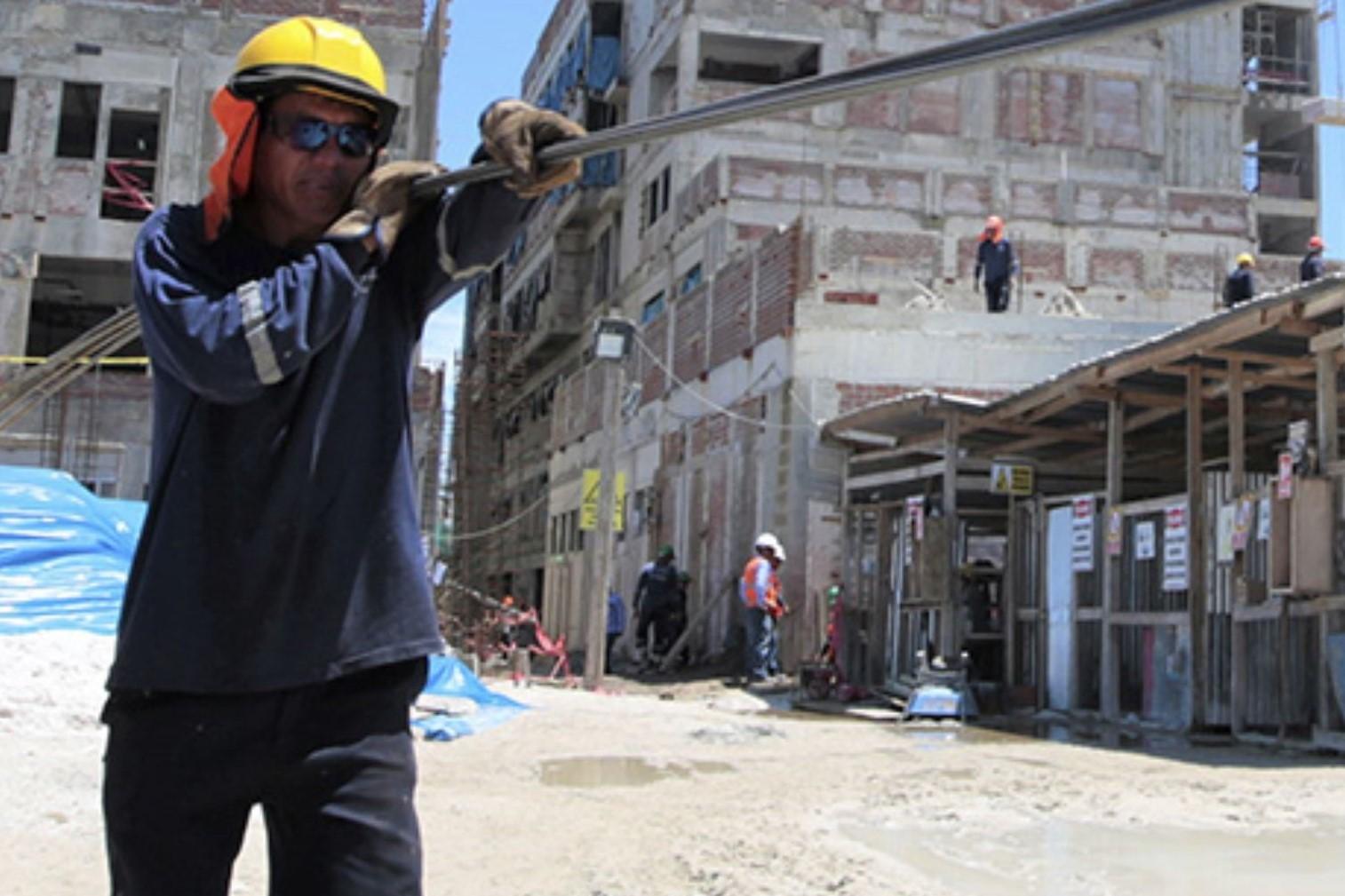Reconstrucción en el norte dinamizará manufactura, servicios y comercio
