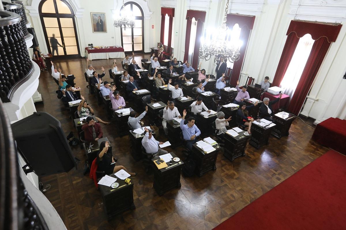 Consejo Metropolitano aprueba cambio de zonificación que promoverá inversión en Pachacámac