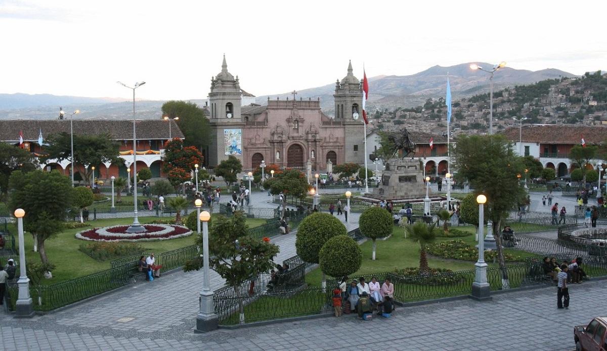 Ayacucho: Realizan estudio para elaborar Plan de Movilidad Urbana Sostenible