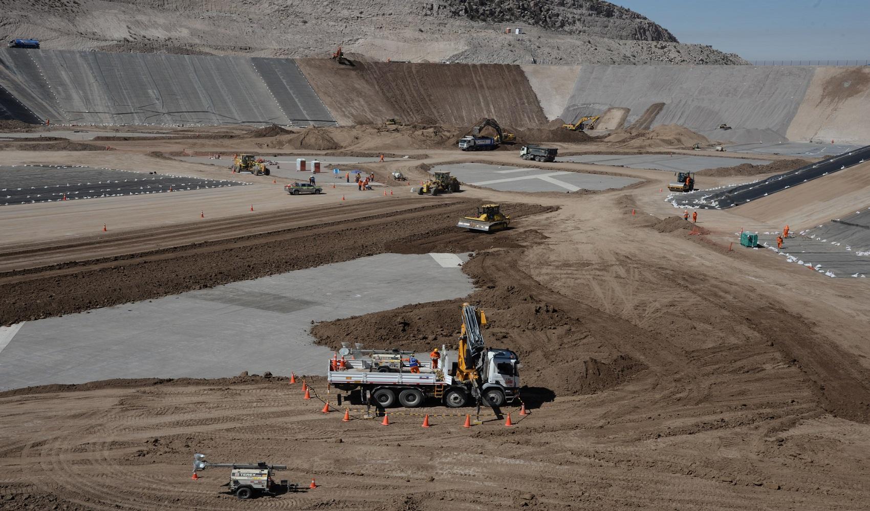 Construcción de proyectos Quellaveco y Mina Justa presentan un 50 y 75% de avance respectivamente