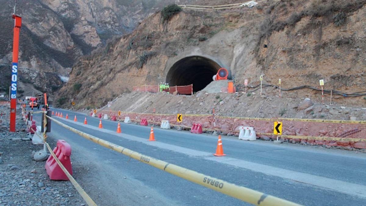 Construcción de la nueva Carretera Central iniciará en el 2022
