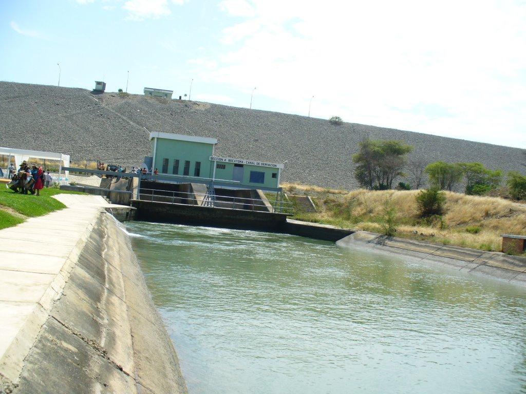 Inicia elaboración del expediente técnico de represa Cascapampa en Piura