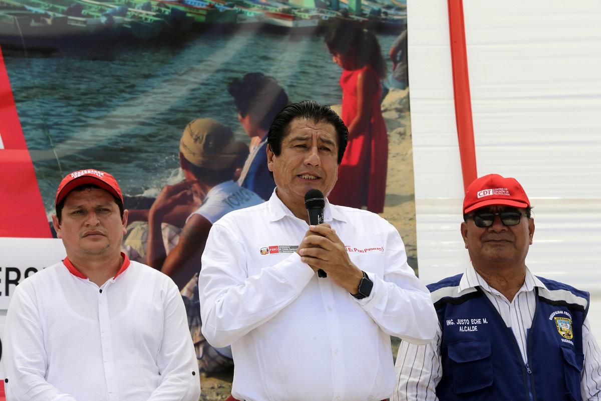 Gobierno financiará con más de S/ 63 millones proyecto de agua y desagüe para Parachique – La Bocana