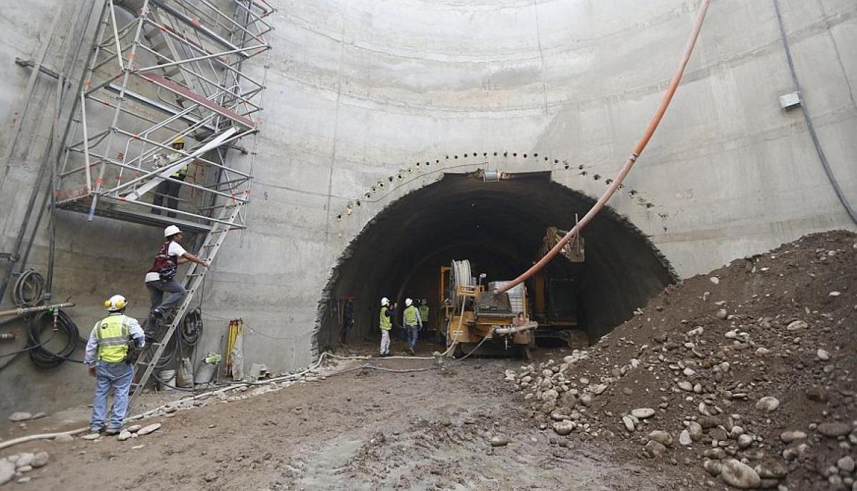 Línea 2 del Metro: Inversión en enero fue de solo US$ 1 millón