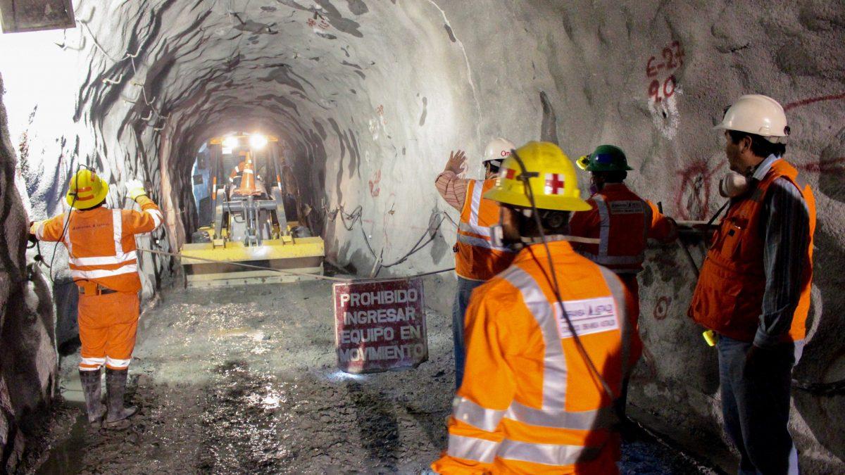 Peihap actualizará obras en construcción del túnel de trasvase en Alto Piura