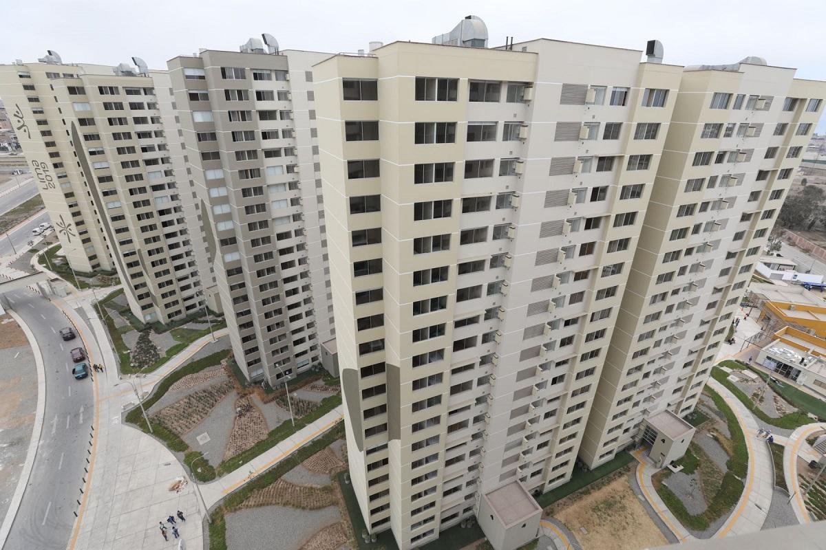 Villa Panamericana: transfieren más de S/ 28 millones para habilitación de dos torres