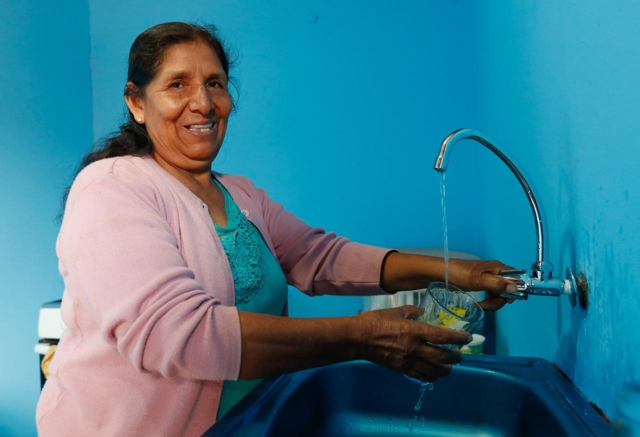 Fraccionamiento de recibos de agua beneficiará a 16 millones de peruanos