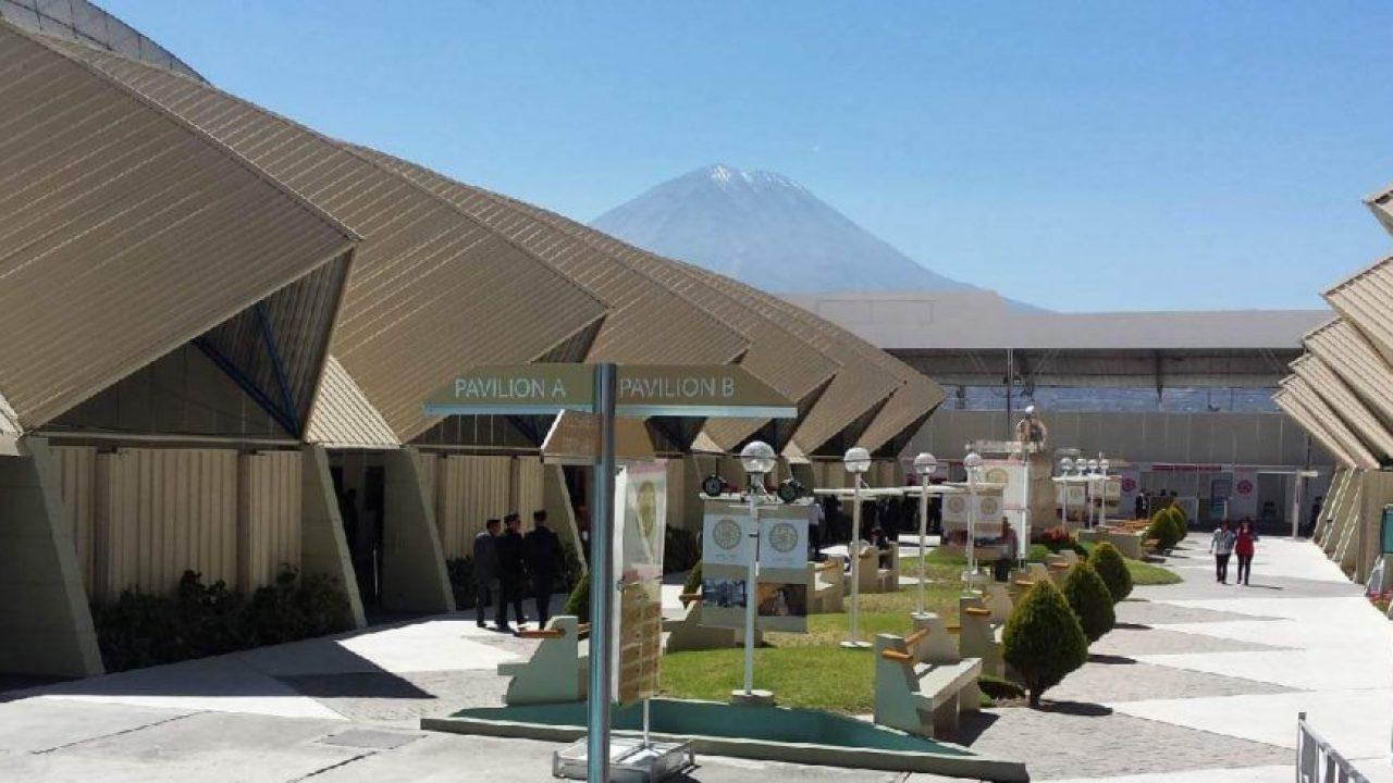 Campo ferial en Arequipa será utilizado para albergar a pacientes con COVID-19