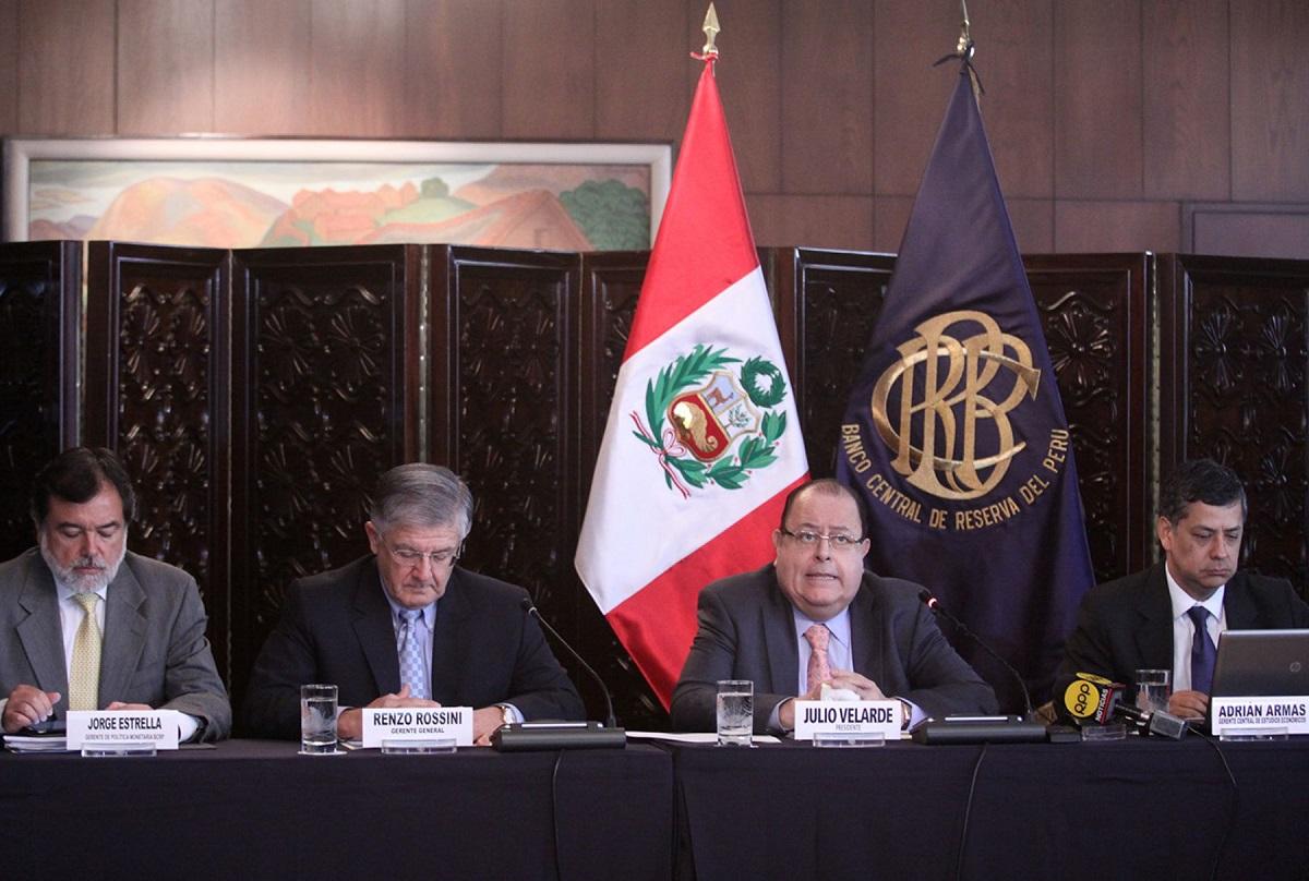 Banco Central de Perú elabora medidas adicionales para impulsar economía