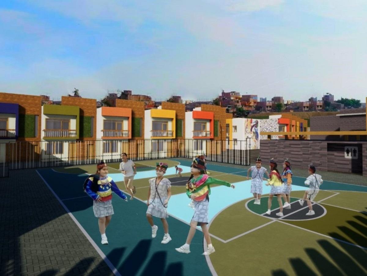 Ministerio de Vivienda reinició trabajos en comunidad Shipibo Conibo de Cantagallo