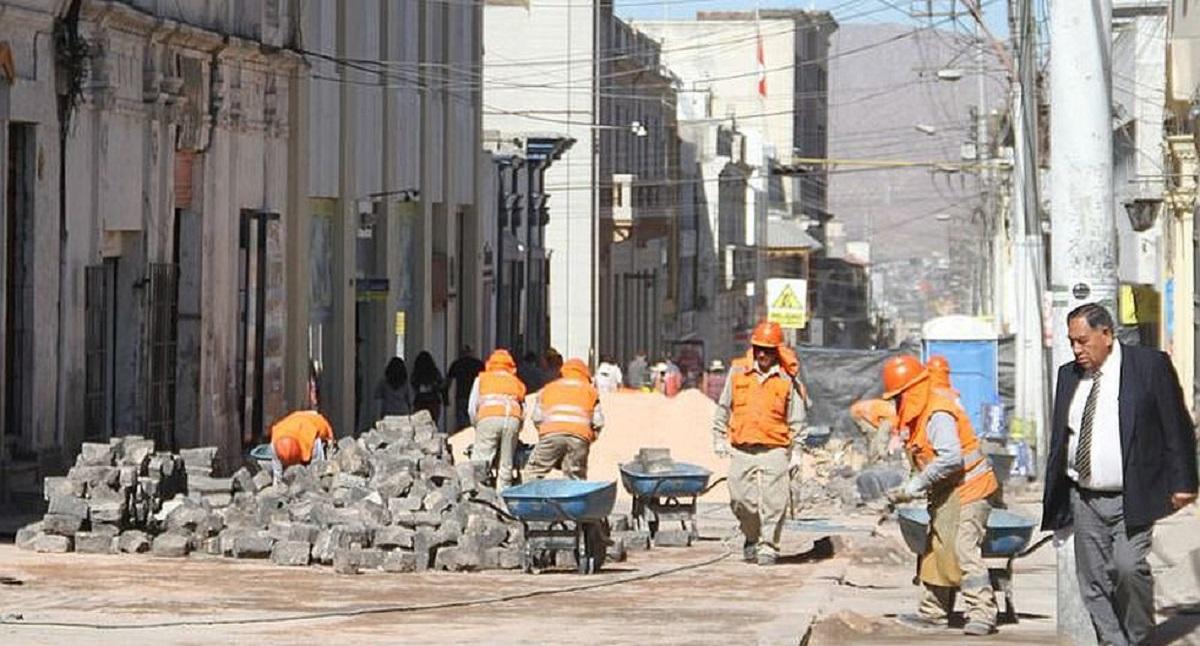 Arequipa: Ejecución de proyectos generará más de 10,000 puestos de trabajo