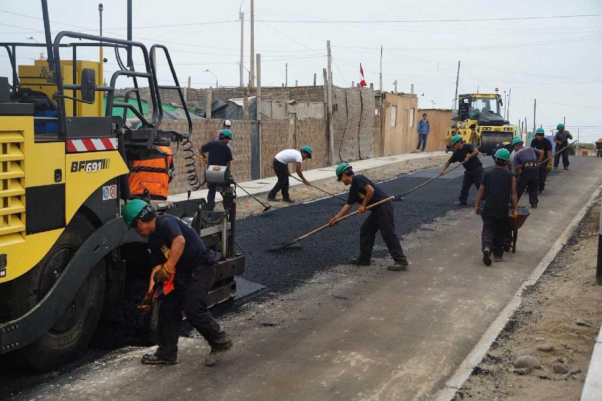 Ejecutivo retomará programas con gobiernos subnacionales para generar empleo con desarrollo de obras públicas