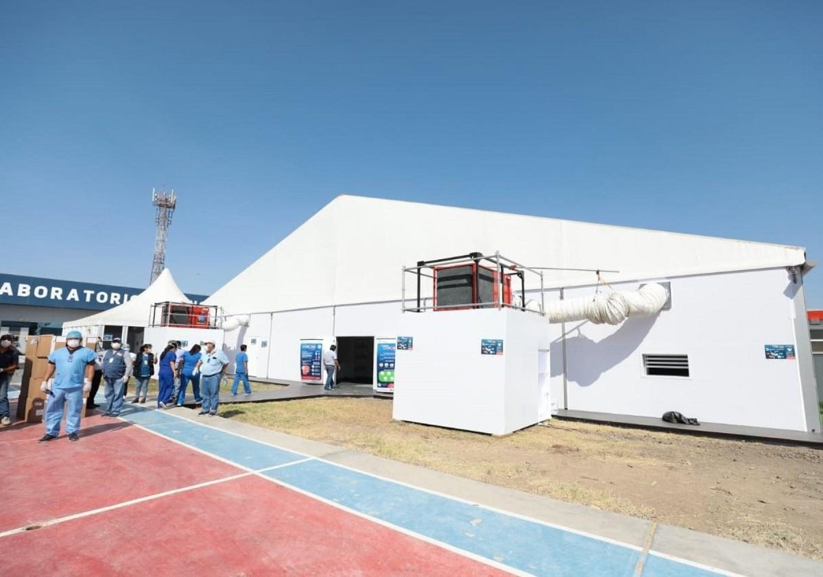 Equipo de EsSalud implementará hospital de Tumán en Lambayeque