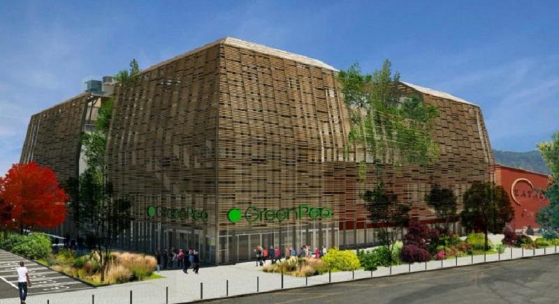 Italia: inauguran el primer centro comercial ecológico del mundo