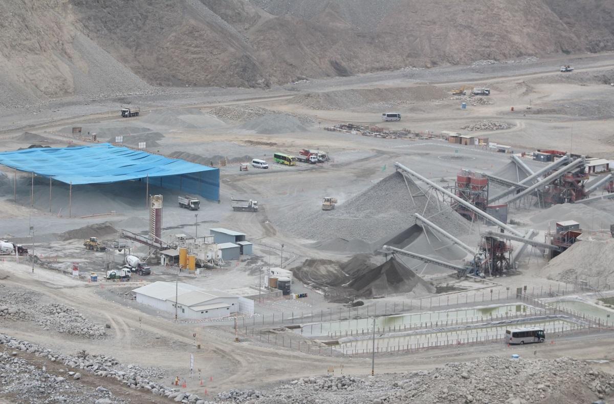Chavimochic: Midagri tiene como prioridad terminar presa Palo Redondo