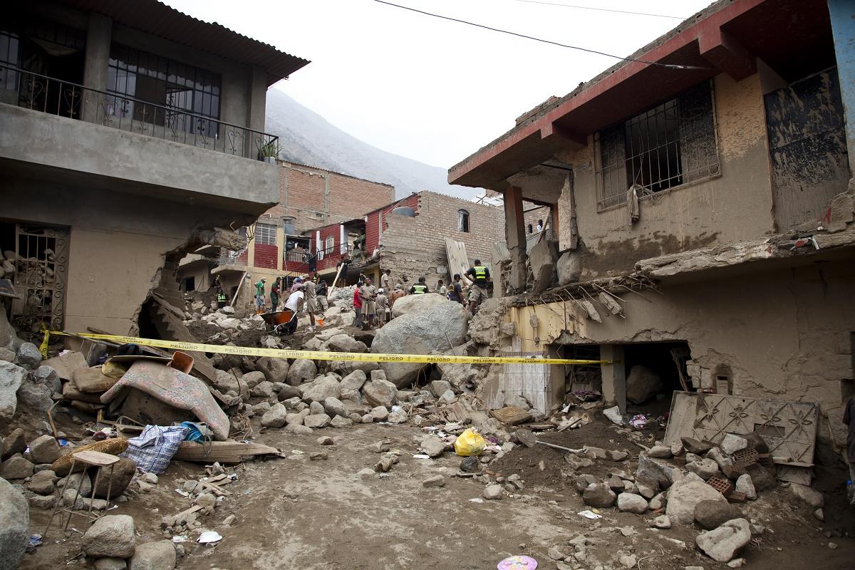 Con ingeniería y planificación, expertos piden prestar mayor atención a la prevención de desastres naturales