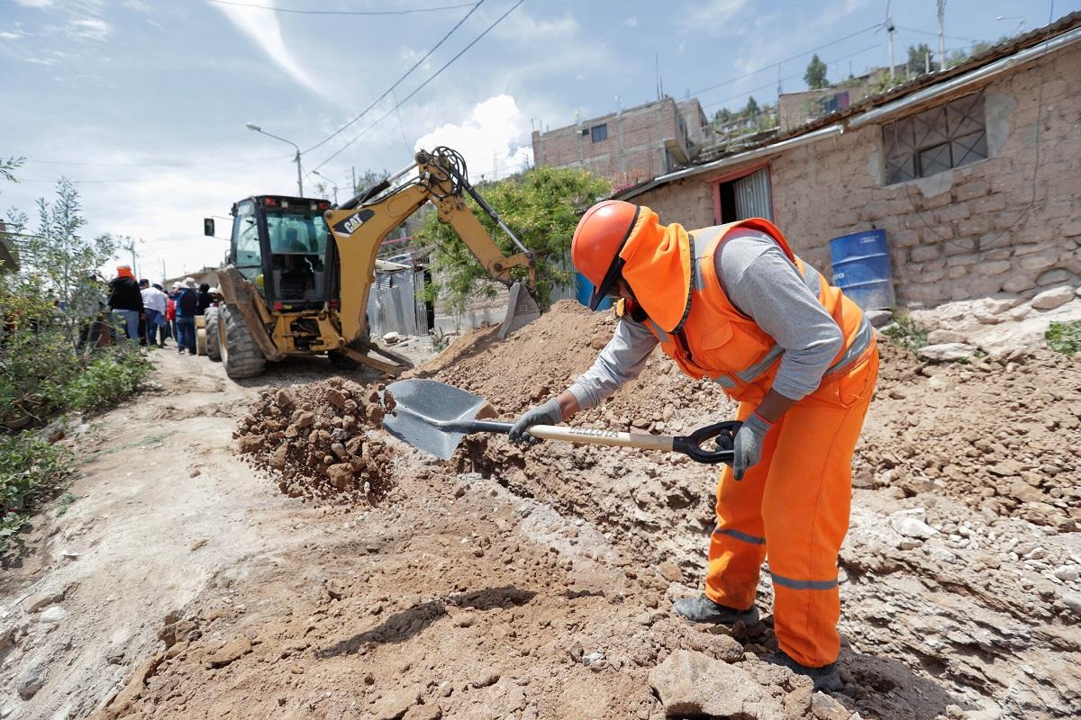 Ministerio de Vivienda ha destrabado 396 proyectos de agua y saneamiento