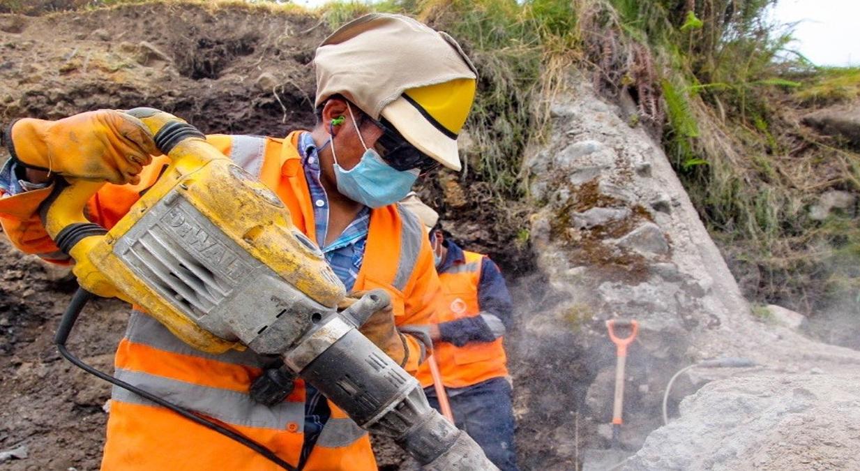 Arequipa: Invierten más de S/ 1 millón para la instalación de un nuevo canal de riego